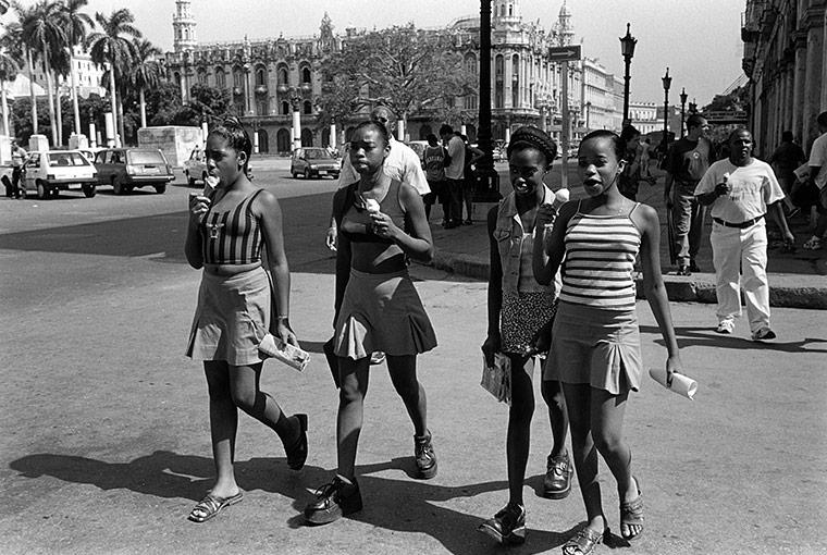 Havana, Cuba, 2001