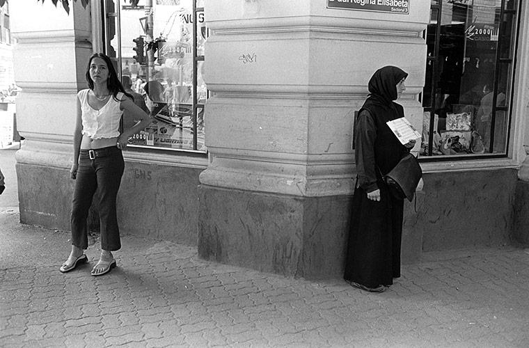 Bucharest, Romania, 2003