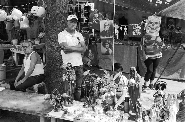 Mexico City, 2016