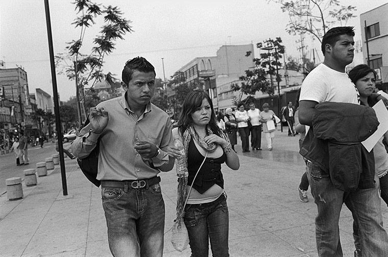 Mexico City, 2012