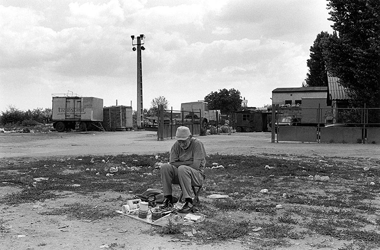 Bucharest, Romania, 2003