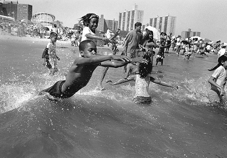 Coney Island, 1997