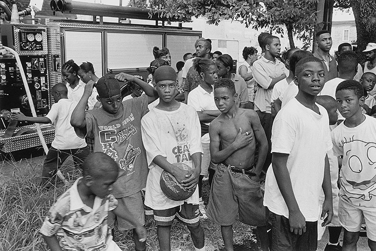 New Orleans, 1998