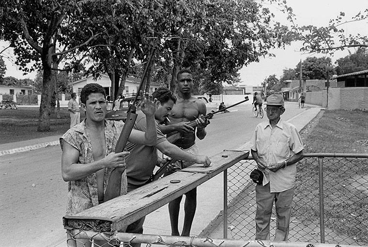 Trinidad, Cuba, 2000