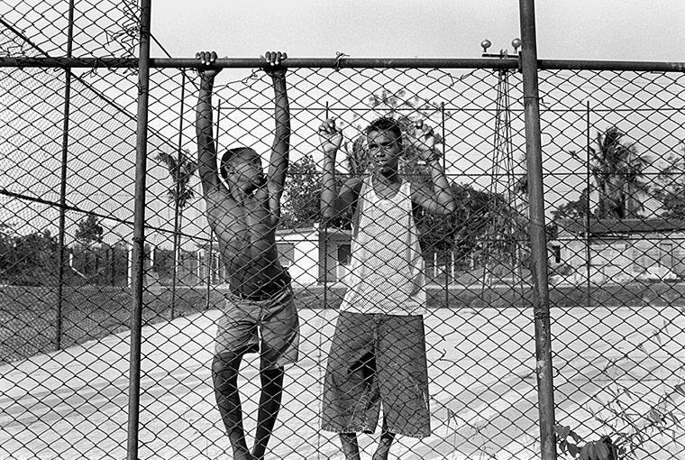 Western Cuba, 2001
