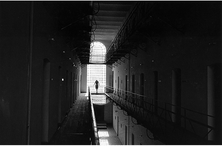 Sighet Prison, Romania, 2003