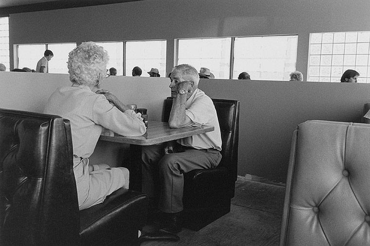 Santa Fe, New Mexico, 1990