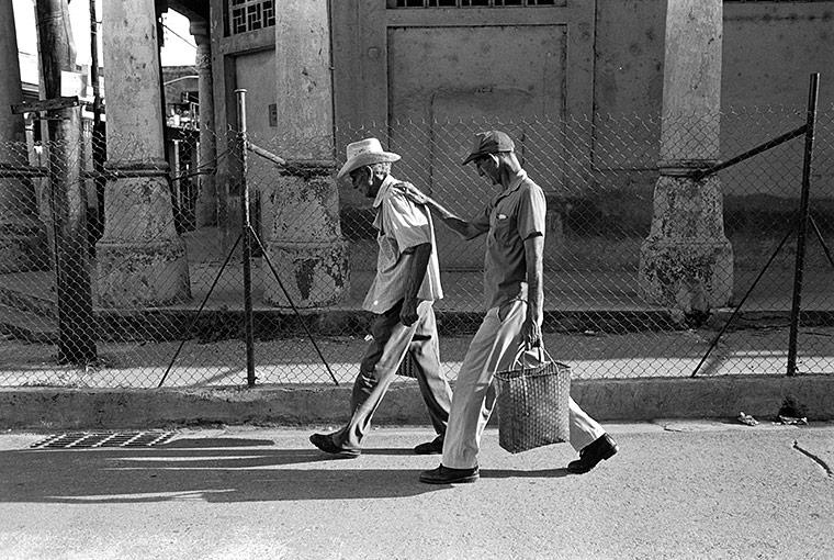 Piñar del Rio, Cuba, 2001