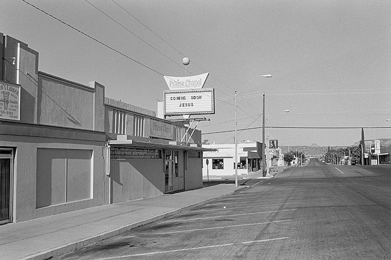 Kingman, Arizona, 1994